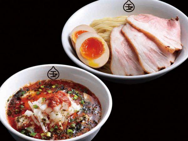 特製赤辛つけ麺