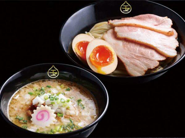 特製豚鶏つけ麺